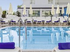 Hotel Tritón Beach by CREA Bild 10