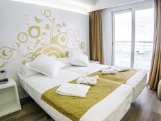 Hotel Tritón Beach by CREA Bild 12
