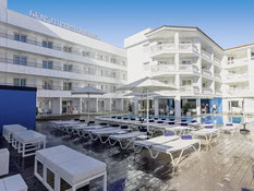 Hotel Tritón Beach by CREA Bild 05