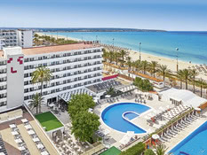 allsun Hotel Kontiki Playa Bild 02