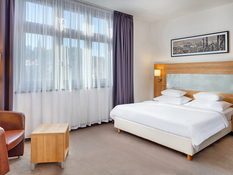 Hotel Park Inn by Radisson Prague Bild 02