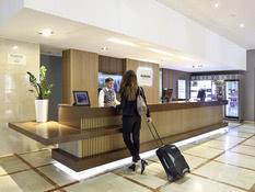 Hotel Occidental Praha Bild 03
