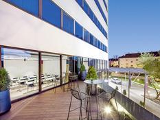 Hotel Occidental Praha Bild 05