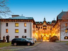 Hotel Chateau Monty Spa Resort Bild 01