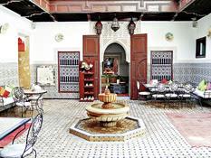 Hotel Riad Les Oliviers Bild 04