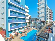 Hotel Semiramis Bild 01