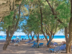 Hotel Stafilia Beach Bild 11