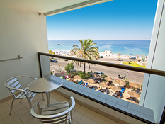 Hotel Blue Sky City Beach Bild 08