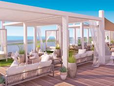 Hotel Kamari Beach Bild 05