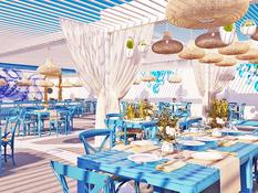 Hotel Kamari Beach Bild 10