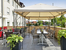 Hotel Tryp by Wyndham Lübeck Aquamarin Bild 07