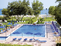 Hotel Sun Beach Platamon Bild 01
