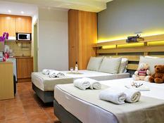 Hotel Ammos Beach Studios & Suites Bild 02