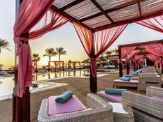Sunrise Arabian Beach Bild 04