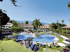 HotelParque San Antonio Bild 01