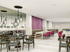 Hotel Gara Suites Bild 07