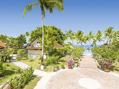 Coco Palm Beach Resort Samui Bild 03