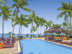 Coco Palm Beach Resort Samui Bild 01