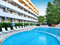 Hotel Oasis Bild 02