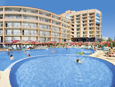 Hotel Lilia Beach Bild 01