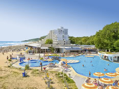 Hotel Gergana Beach Bild 05