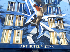The Art Hotel Vienna Bild 01