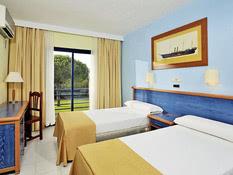 Hotel Sol Sancti Petri Apartamentos Bild 06