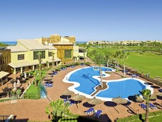 Elba Costa Ballena Beach & Thalasso Resort Bild 01