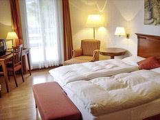 Hotel Belle Epoque Victoria Kandersteg Bild 04