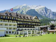 Hotel Belle Epoque Victoria Kandersteg Bild 01