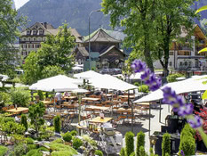 Hotel Belle Epoque Victoria Kandersteg Bild 05