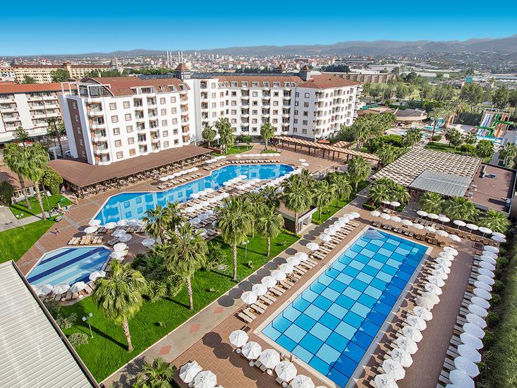 Hotel Royal Garden Beach in Alanya - Konakli bei alltours