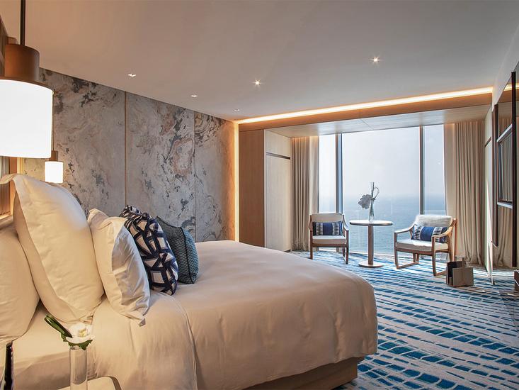 Jumeirah Beach Hotel In