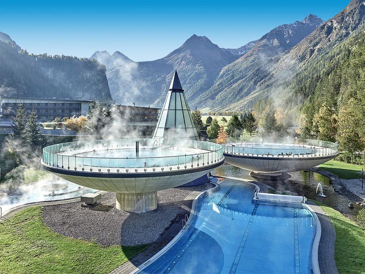 Hotel AQUA DOME - Tirol Therme Längenfeld in Längenfeld bei alltours buchen