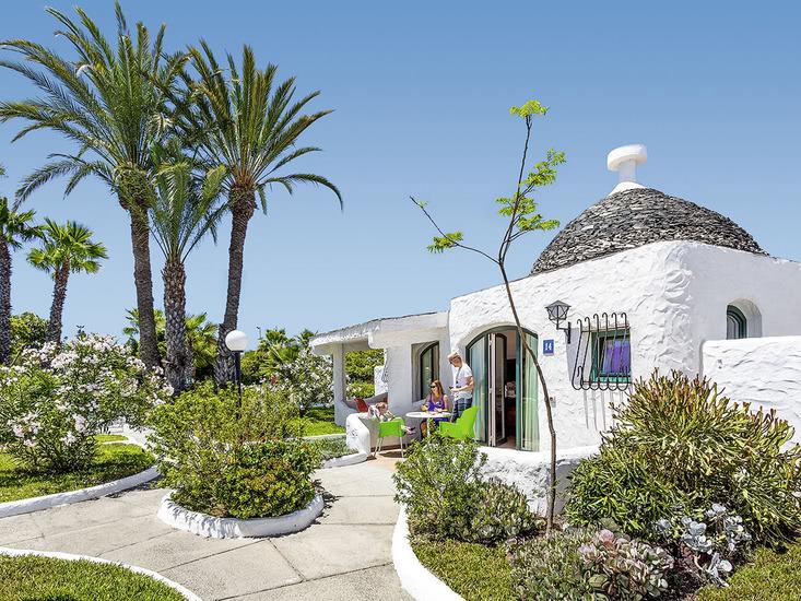 Hotel MUR Parque Romantico in Playa del Inglés bei