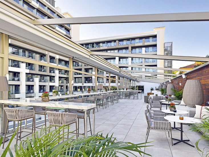 Hotel Innside Palma Bosque In Palma Bei Alltours Buchen