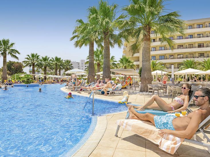 Allsun Hotel Orient Beach In Sa Coma Bei Alltours Buchen