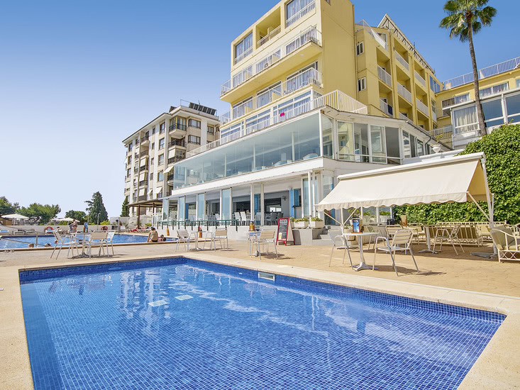 Hotel Amic Horizonte In Palma Bei Alltours Buchen
